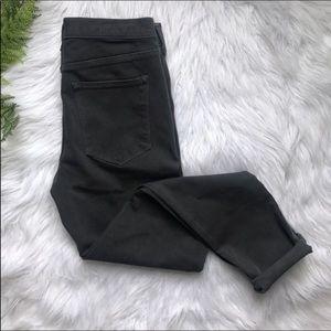 [Banana Republic] Gray Skinny Jeans
